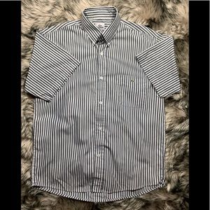 Men Regular Cotton Button Down